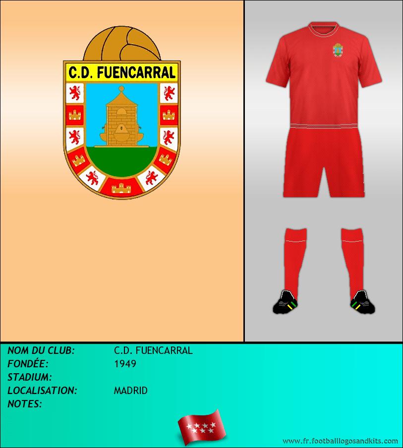 Logo de C.D. FUENCARRAL