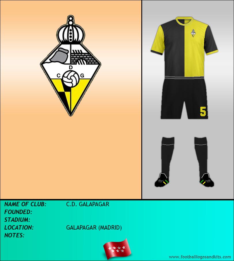 Logo of C.D. GALAPAGAR