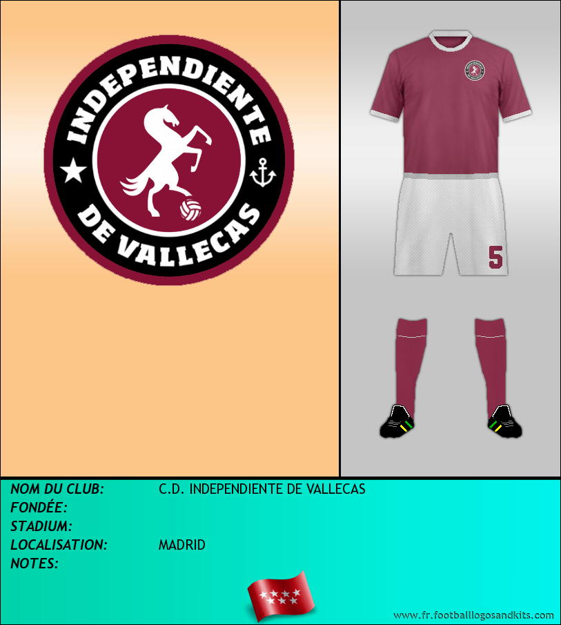 Logo de C.D. INDEPENDIENTE DE VALLECAS