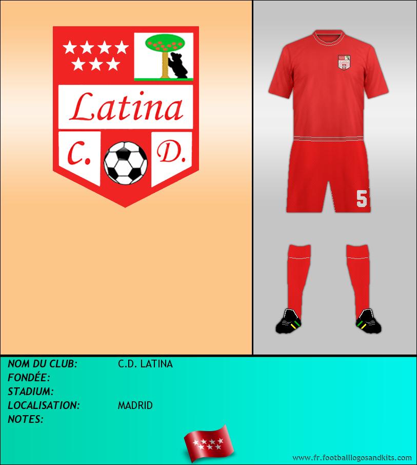 Logo de C.D. LATINA