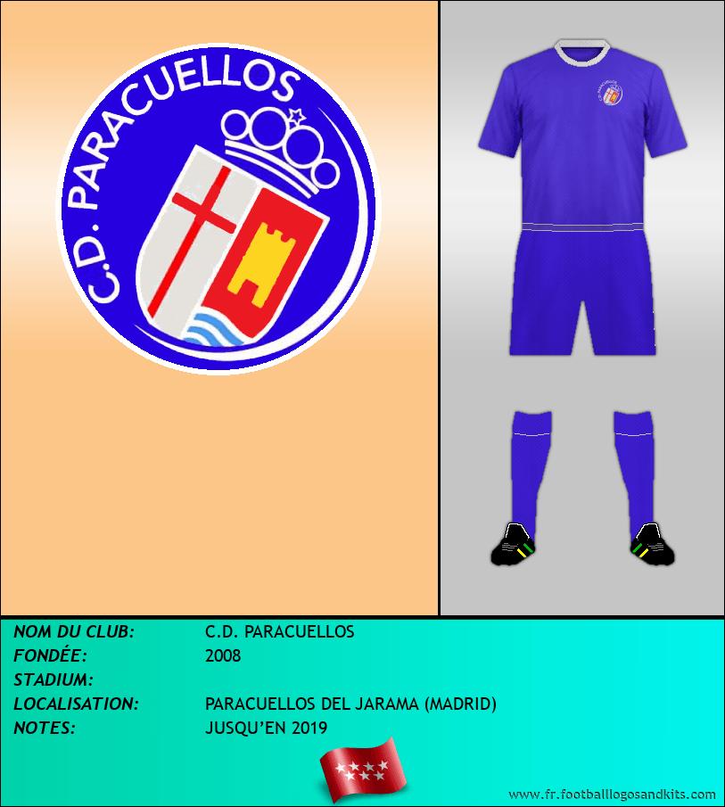 Logo de C.D. PARACUELLOS