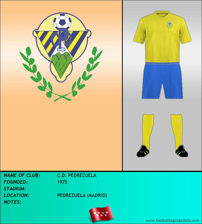 Logo of C.D. PEDREZUELA