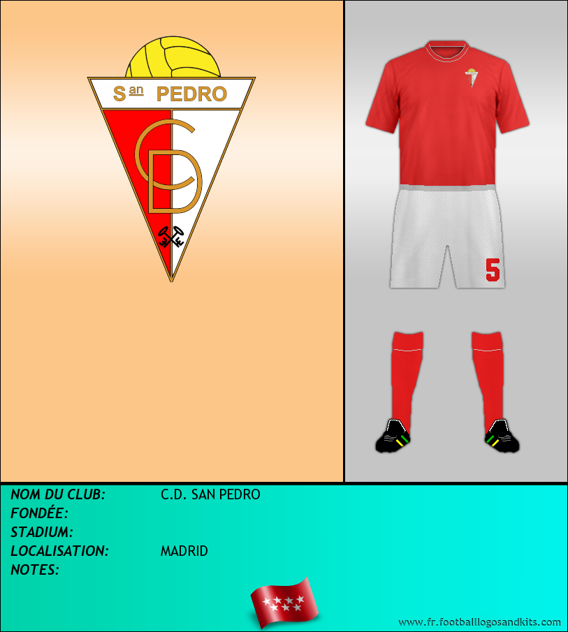 Logo de C.D. SAN PEDRO