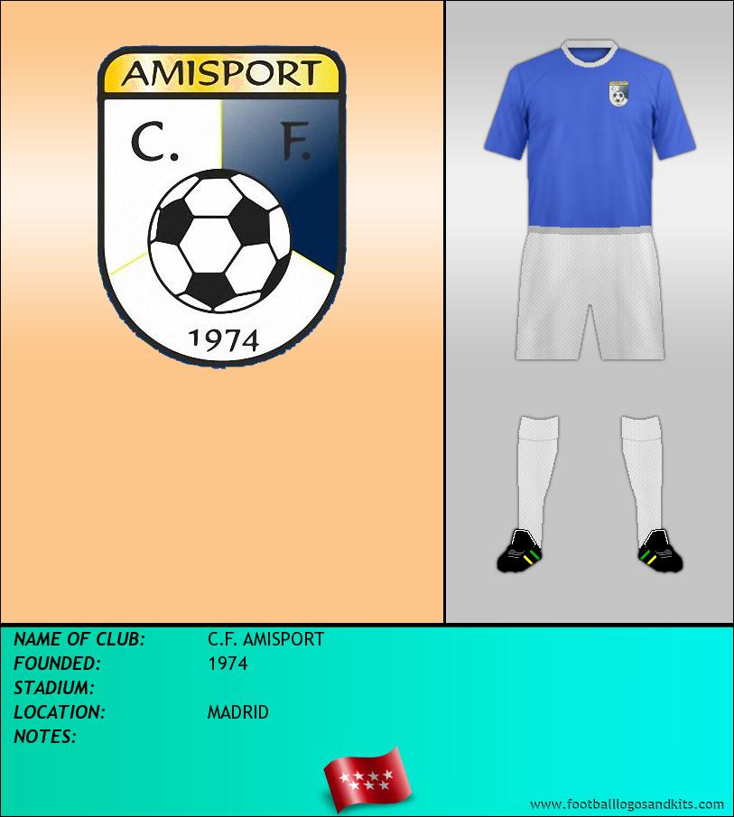 Logo of C.F. AMISPORT