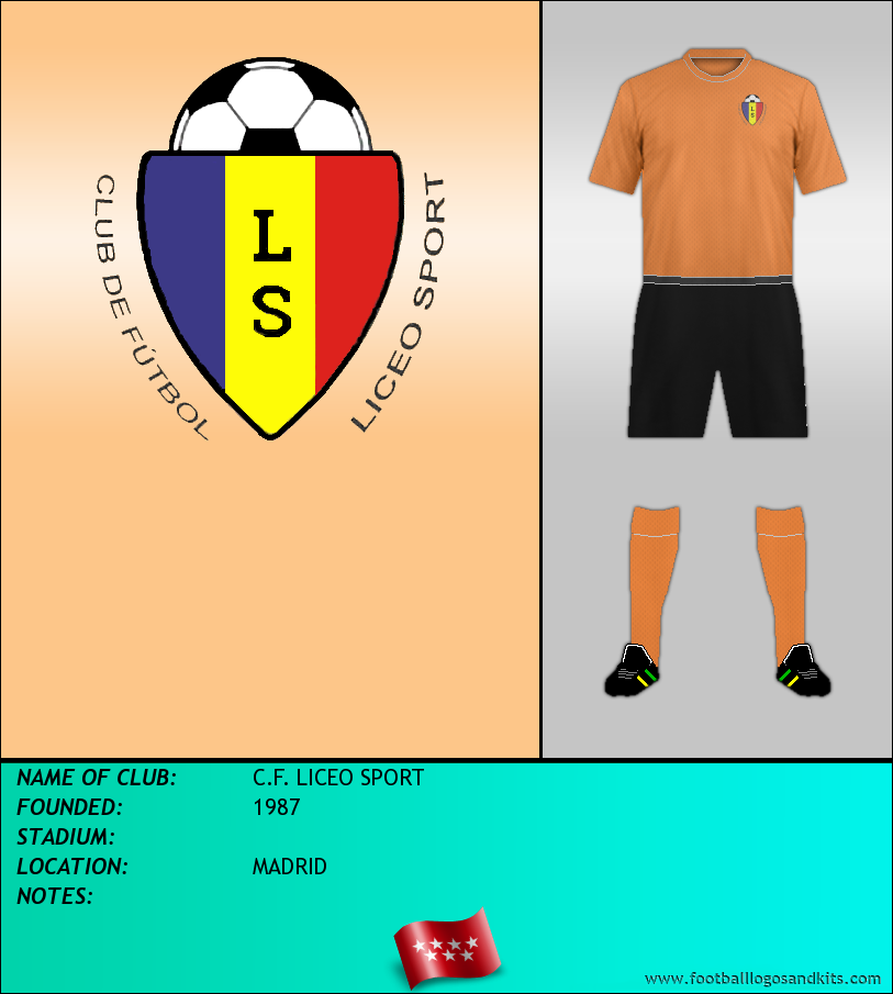Logo of C.F. LICEO SPORT