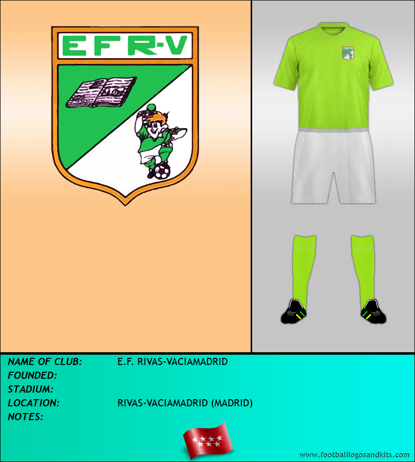Logo of E.F. RIVAS-VACIAMADRID
