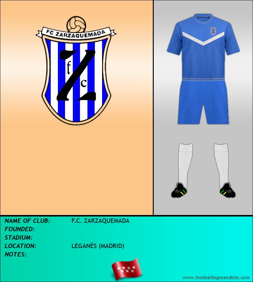 Logo of F.C. ZARZAQUEMADA