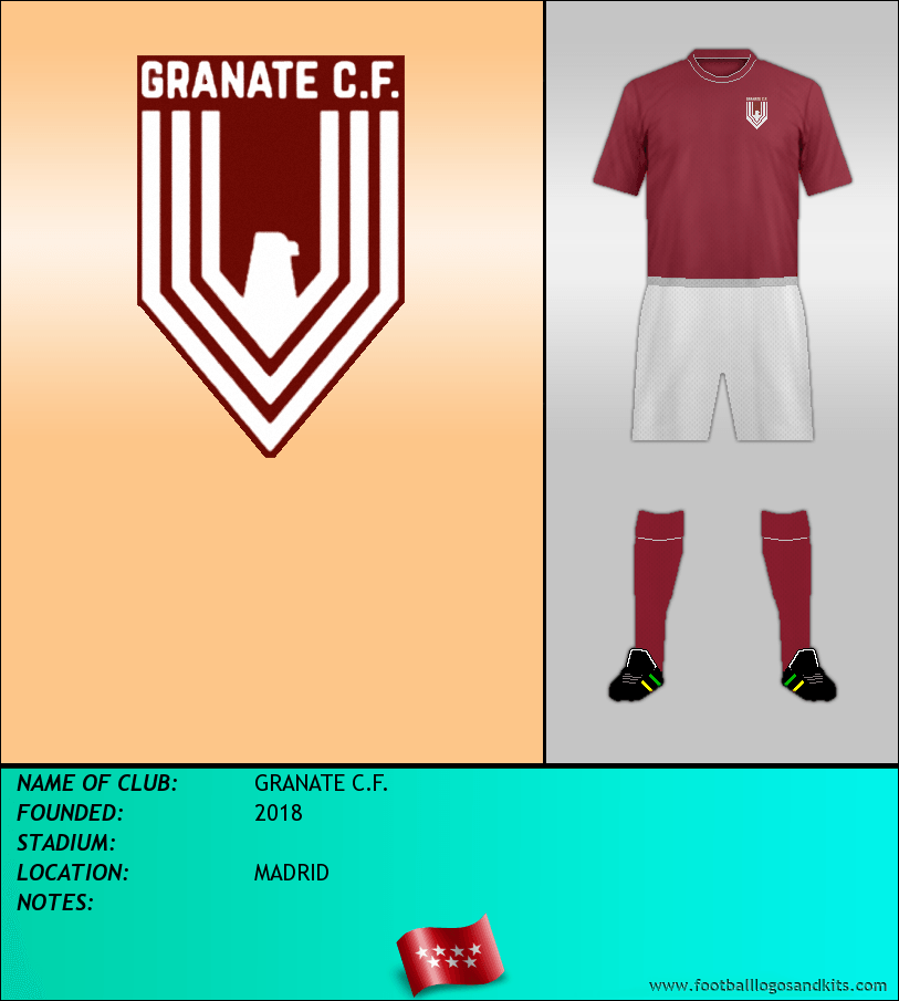Logo of GRANATE C.F.