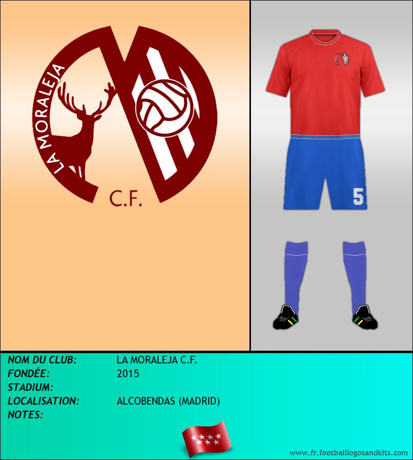 Logo de LA MORALEJA C.F.