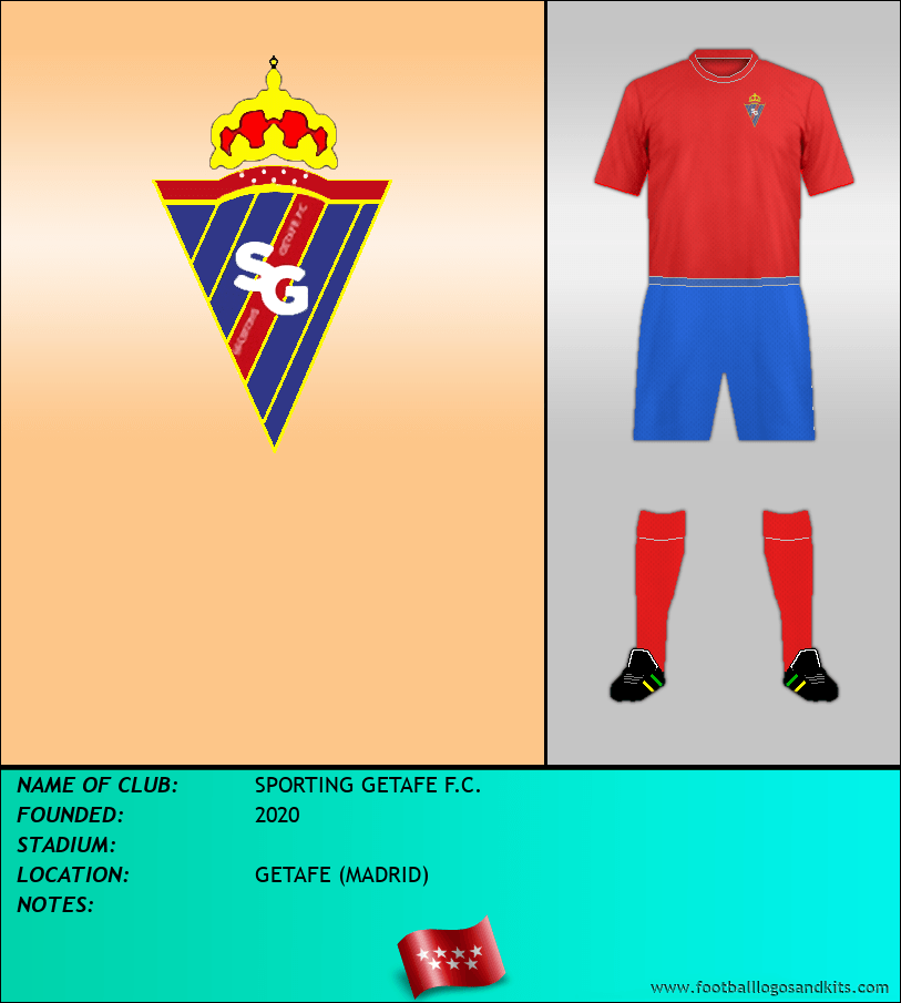 Logo of SPORTING GETAFE F.C.