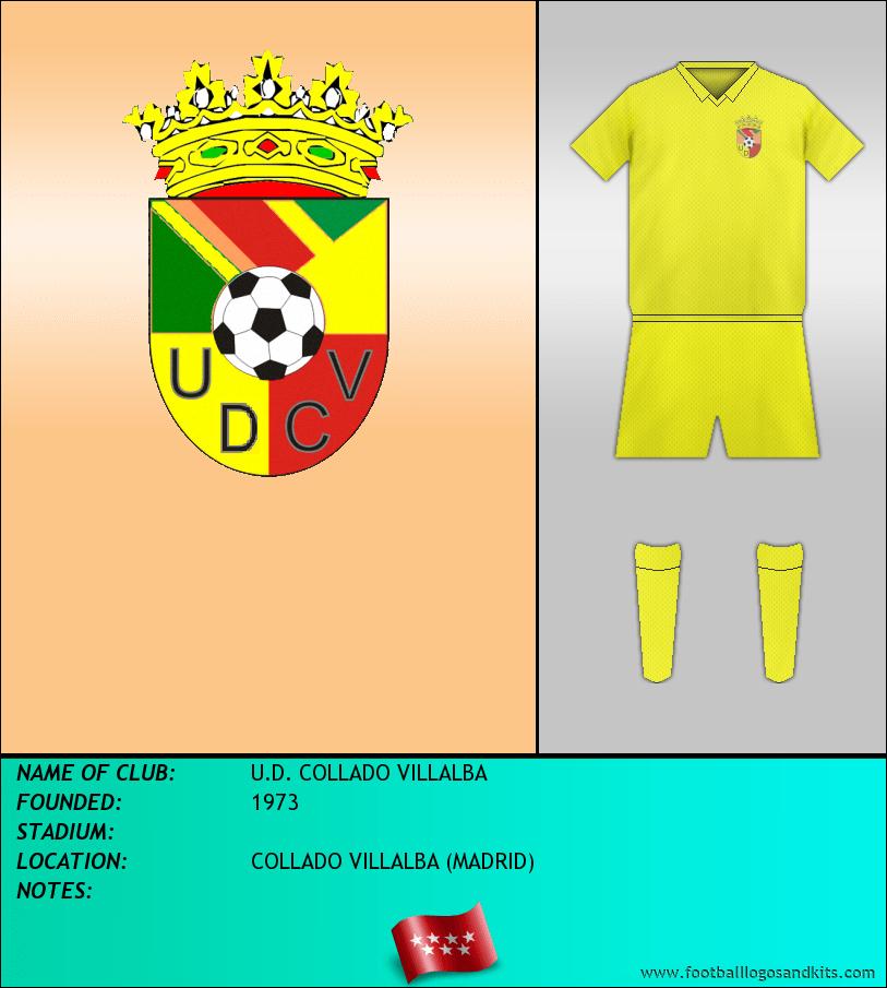 Logo of U.D. COLLADO VILLALBA