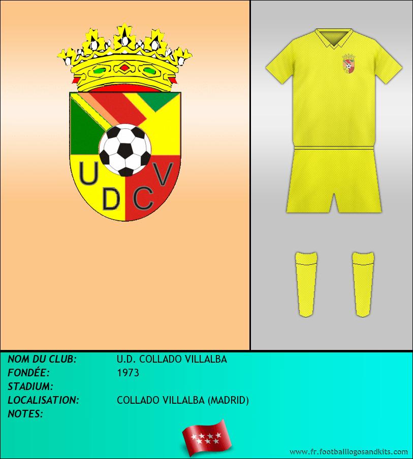 Logo de U.D. COLLADO VILLALBA