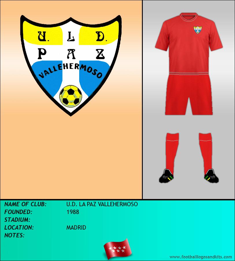 Logo of U.D. LA PAZ VALLEHERMOSO