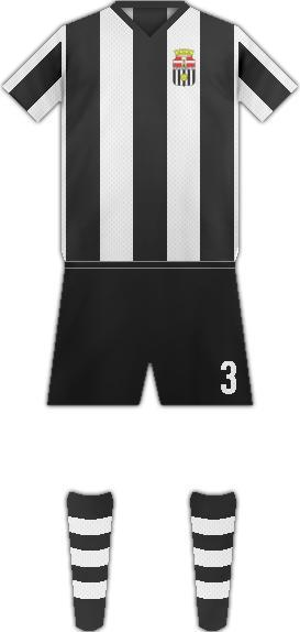 キット・ FC カルタヘナ