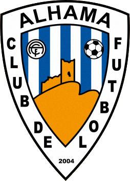 Logo of ALHAMA C.F. (MURCIA)
