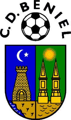 Logo of C.D. BENIEL  (MURCIA)