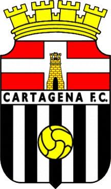 のロゴ・ FC カルタヘナ (ムルシア)