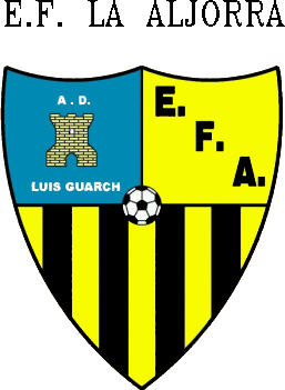 Logo of E.F. LA ALJORRA (MURCIA)