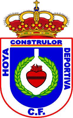 Logo di LA HOYA DEPORTIVA C.F. (MURCIA)