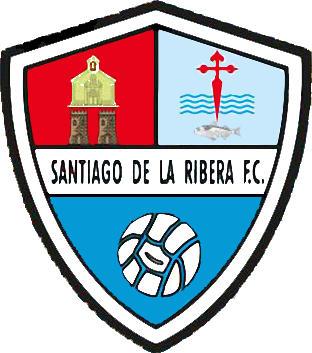 Logo of SANTIAGO DE LA RIBERA F.C. (MURCIA)