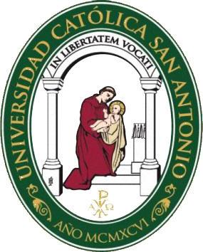Logo of UNIVERSIDAD CATÓLICA S. ANTONIO (MURCIA)