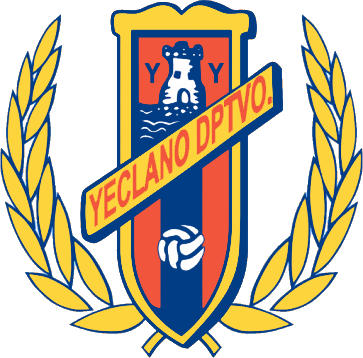 Logo of YECLANO DEP. (MURCIA)