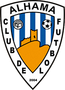 Logo of ALHAMA C.F.