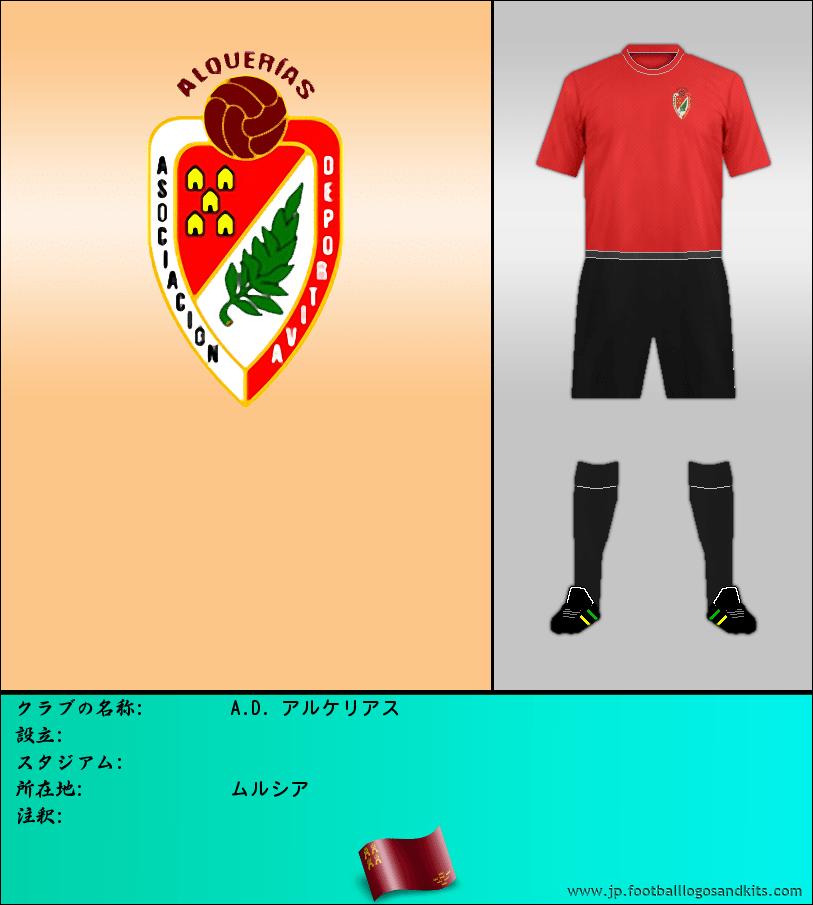 のロゴA.D. アルケリアス
