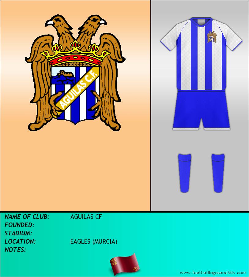 Logo of AGUILAS CF