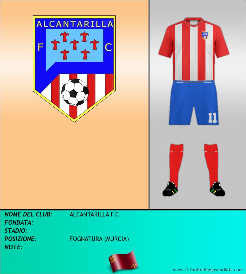 Logo di ALCANTARILLA F.C.