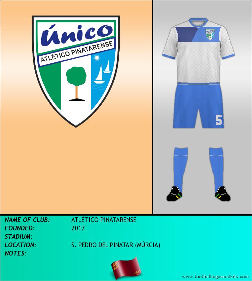 Logo of ATLÉTICO PINATARENSE