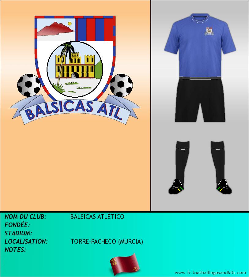 Logo de BALSICAS ATLÉTICO
