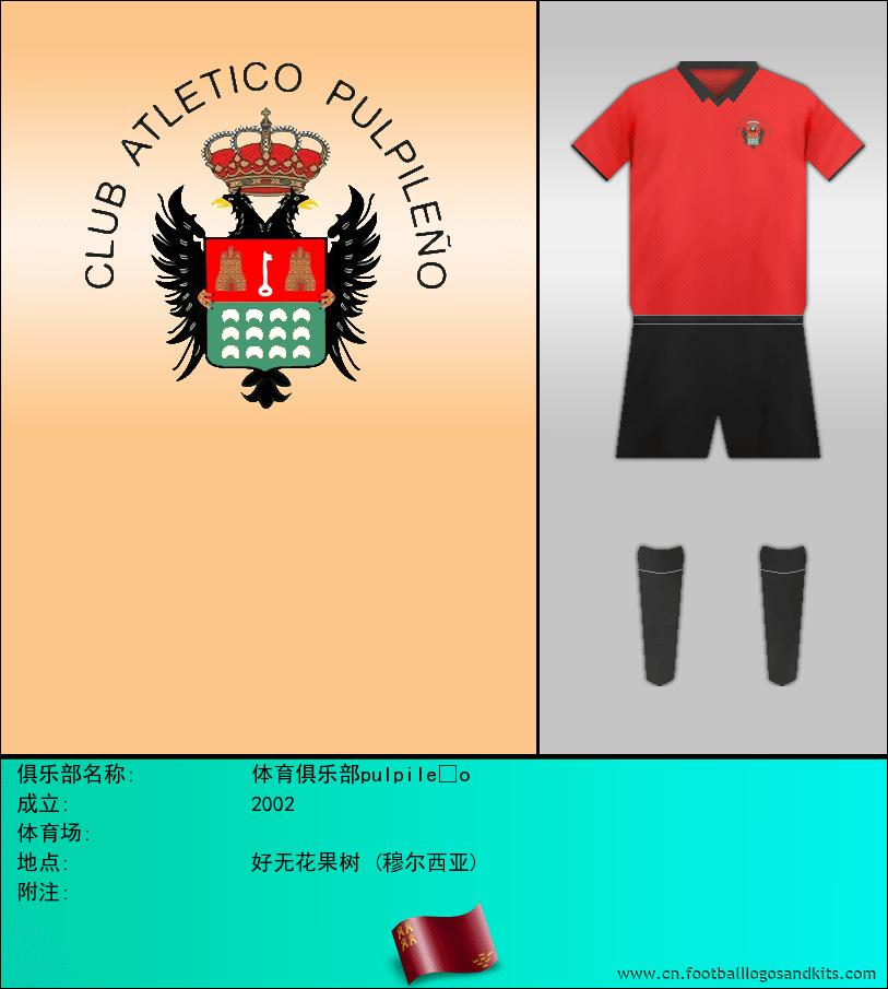 标志体育俱乐部pulpileño