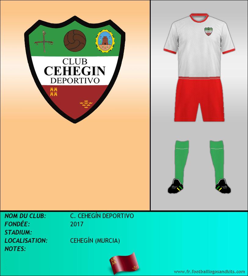 Logo de C. CEHEGÍN DEPORTIVO