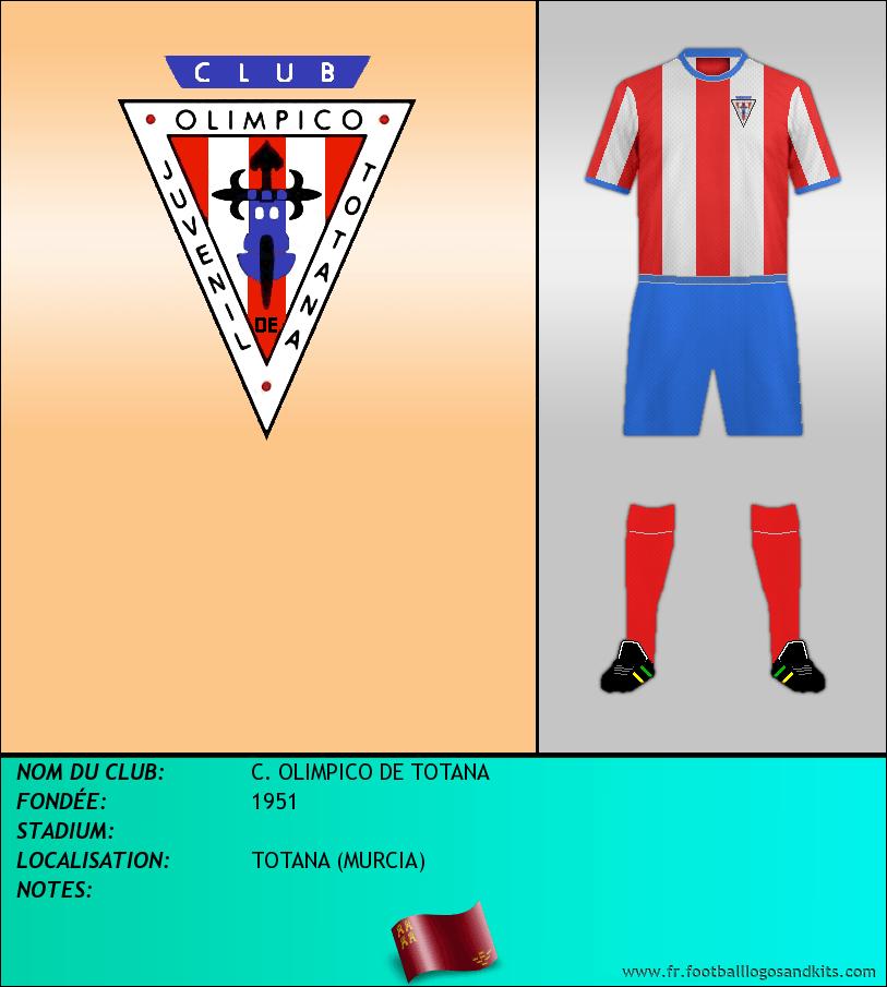 Logo de C. OLIMPICO DE TOTANA