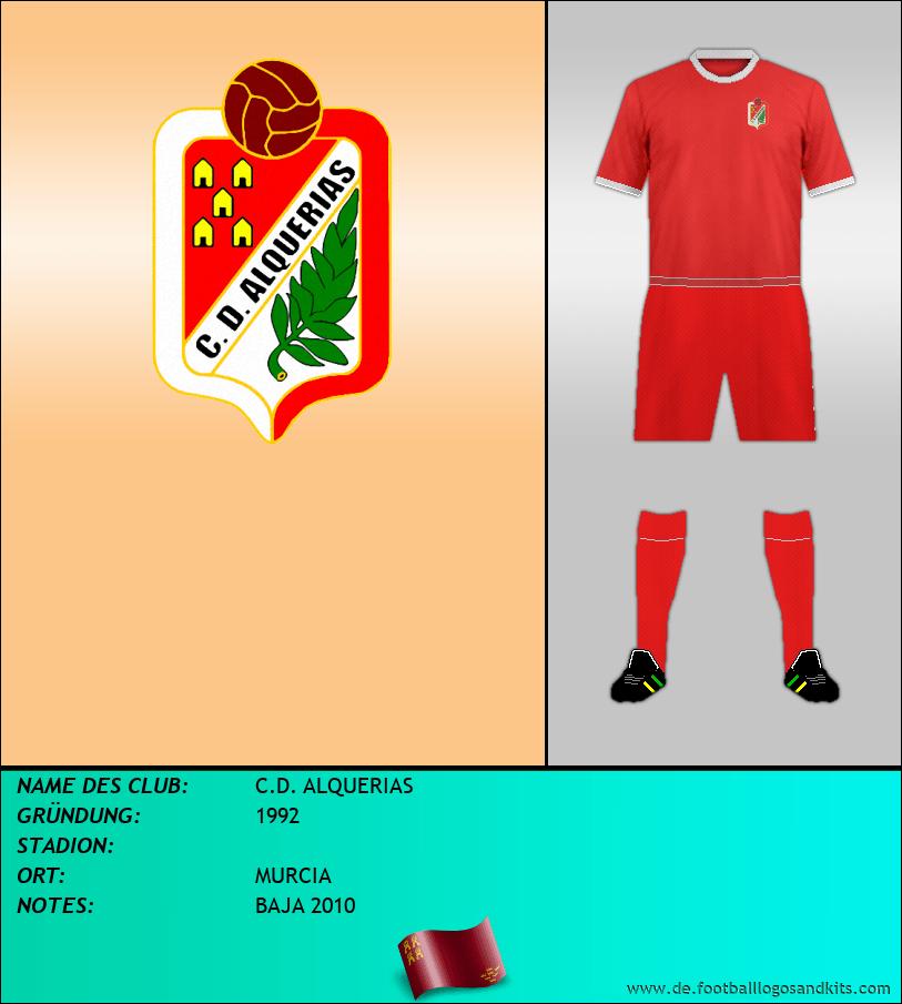Logo C.D. ALQUERIAS