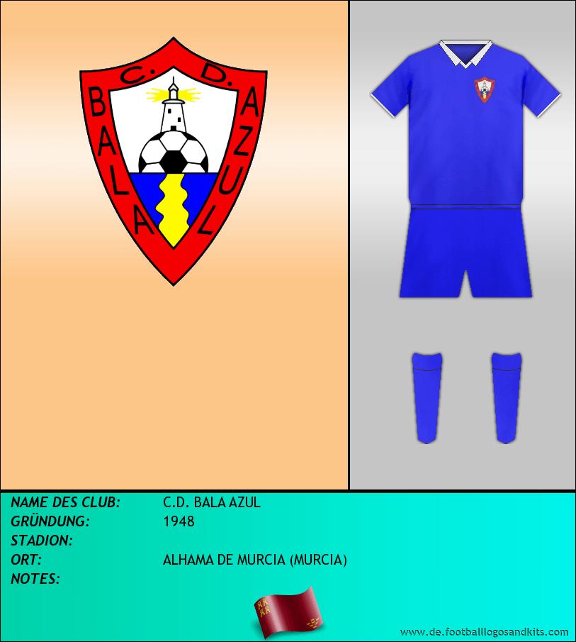 Logo C.D. BALA AZUL