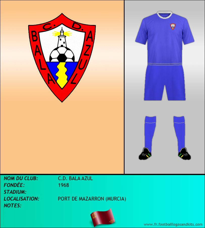 Logo de C.D. BALA AZUL