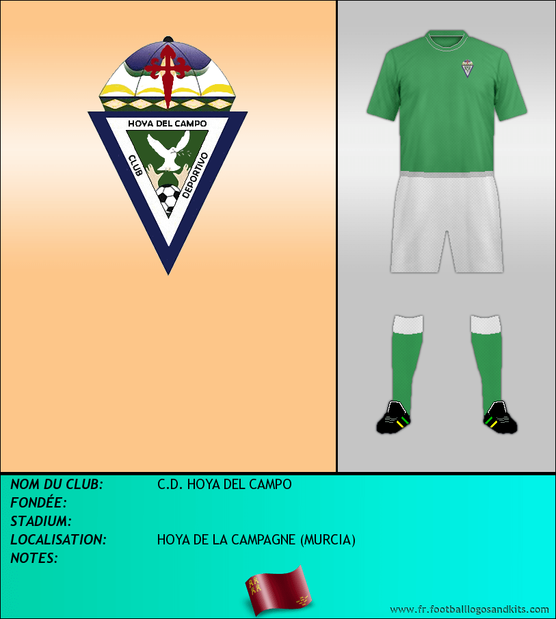 Logo de C.D. HOYA DEL CAMPO