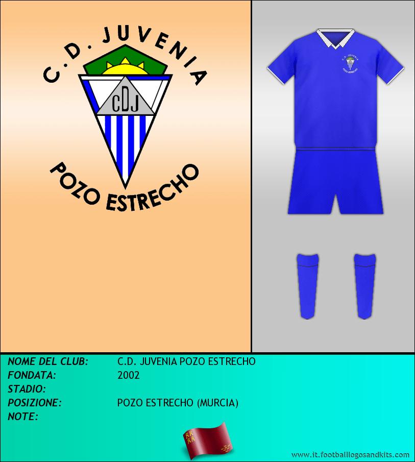 Logo di C.D. JUVENIA POZO ESTRECHO