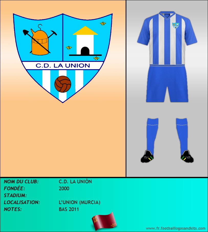 Logo de C.D. LA UNIÓN