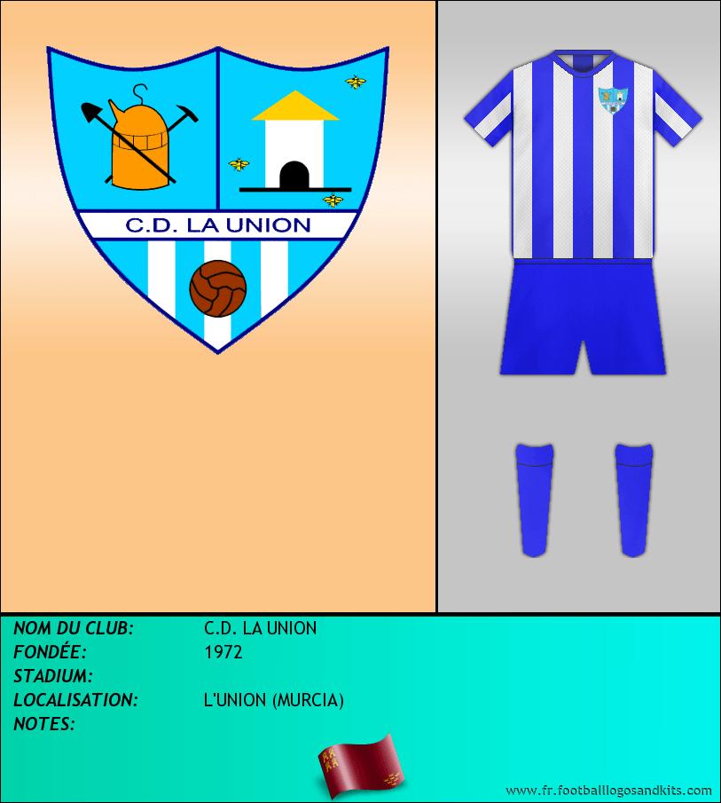 Logo de C.D. LA UNION