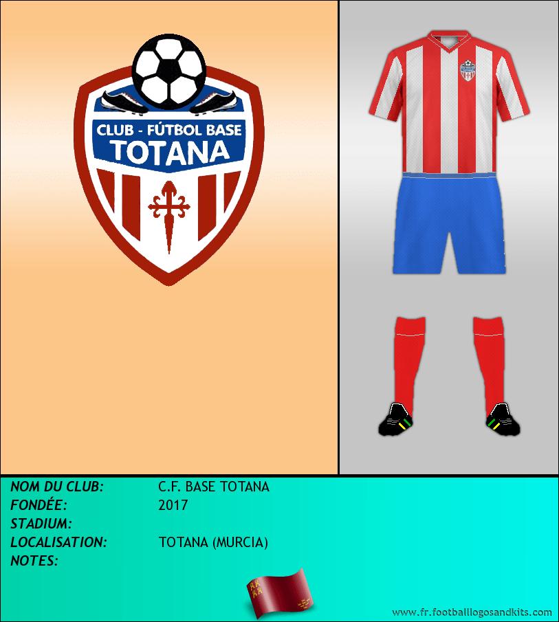 Logo de C.F. BASE TOTANA