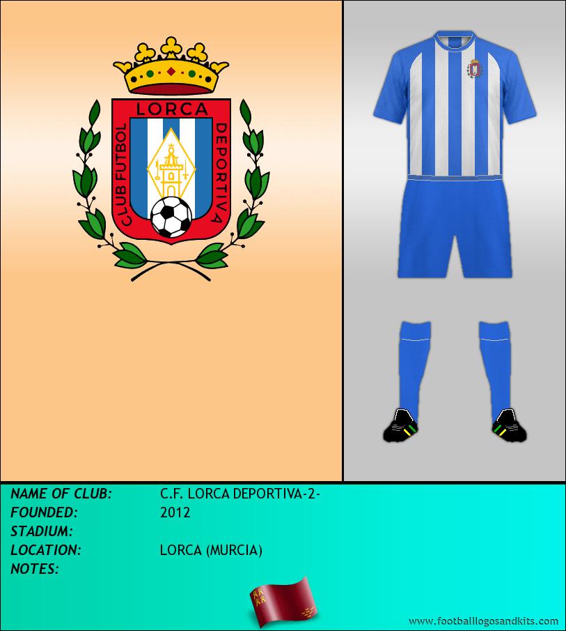 Logo of C.F. LORCA DEPORTIVA-2-