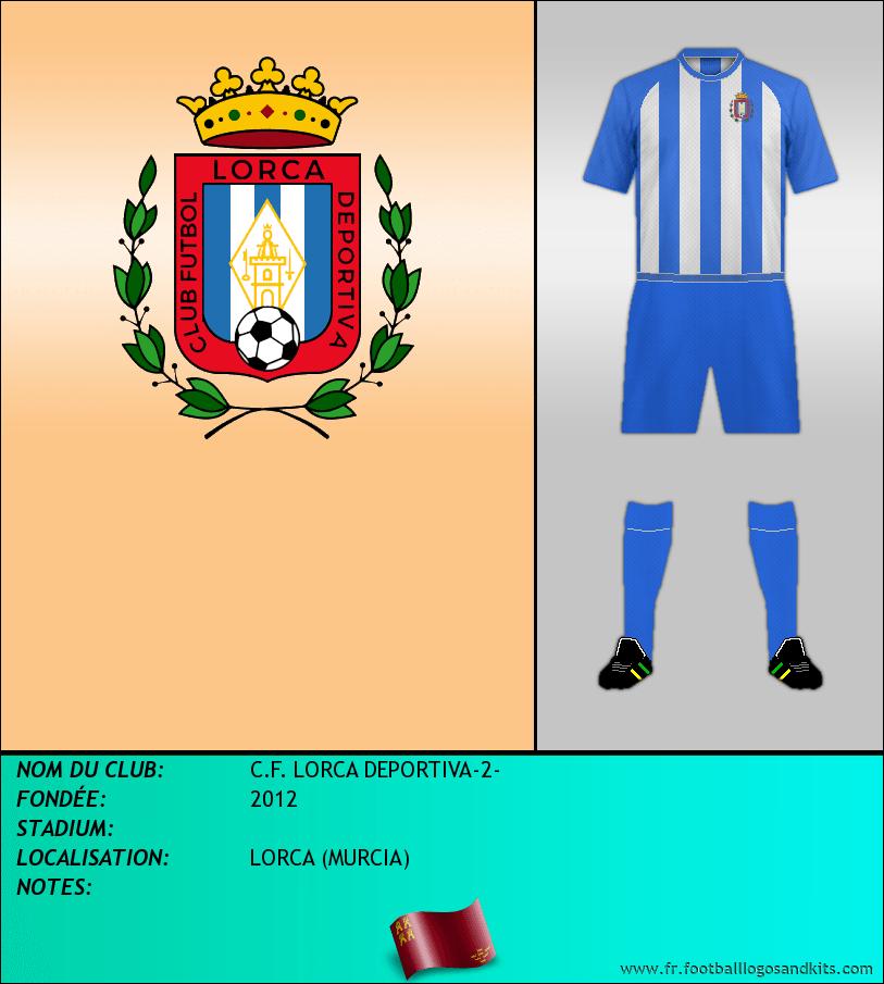 Logo de C.F. LORCA DEPORTIVA-2-