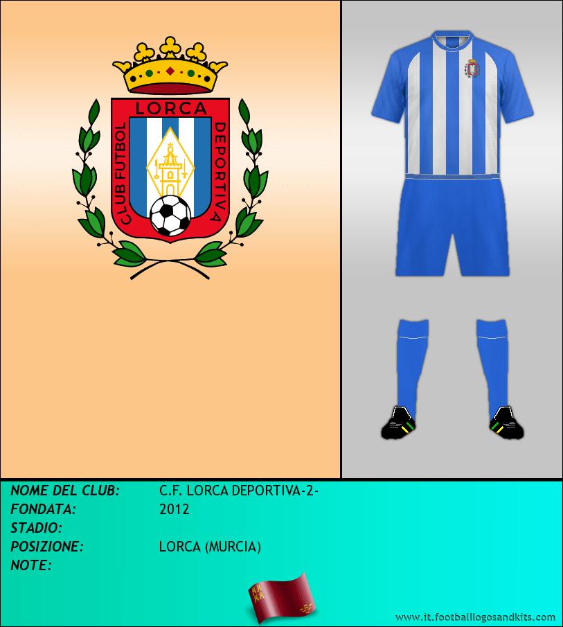 Logo di C.F. LORCA DEPORTIVA-2-
