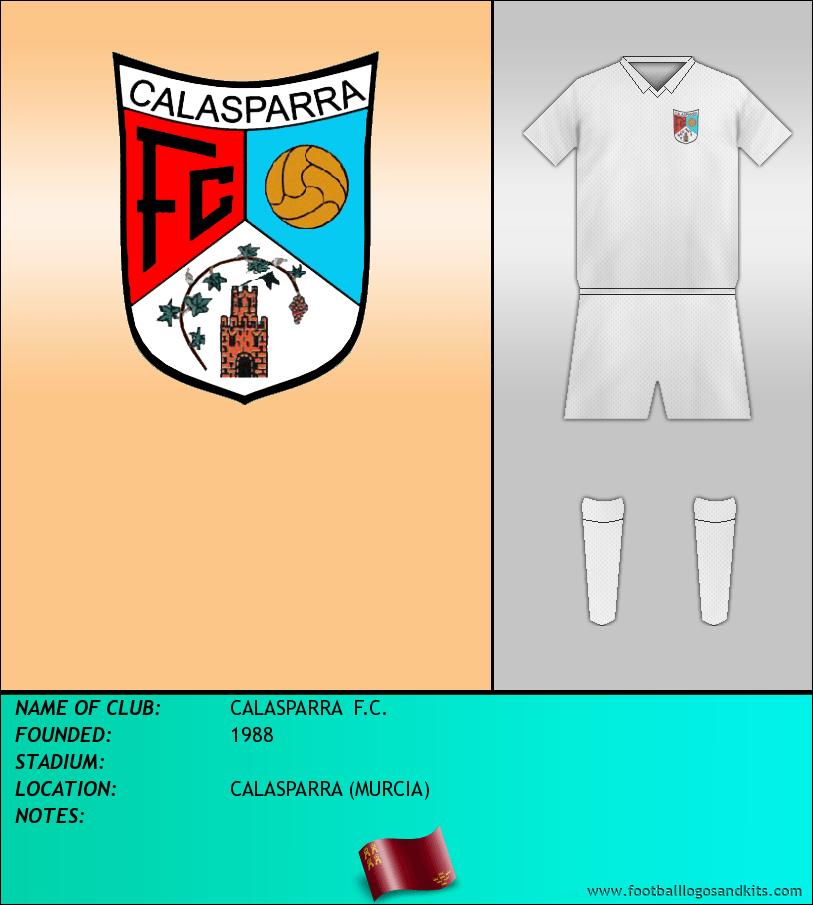 Logo of CALASPARRA  F.C.