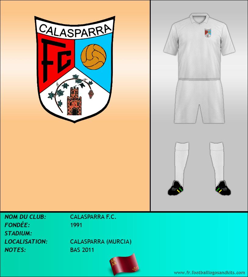 Logo de CALASPARRA F.C.