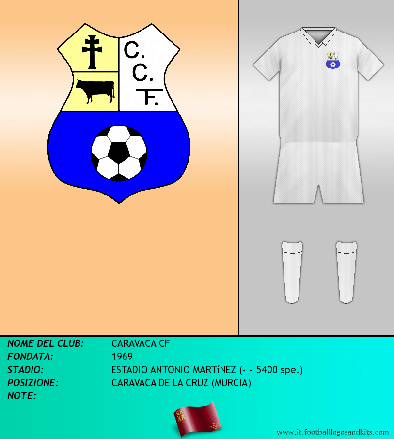 Logo di CARAVACA CF