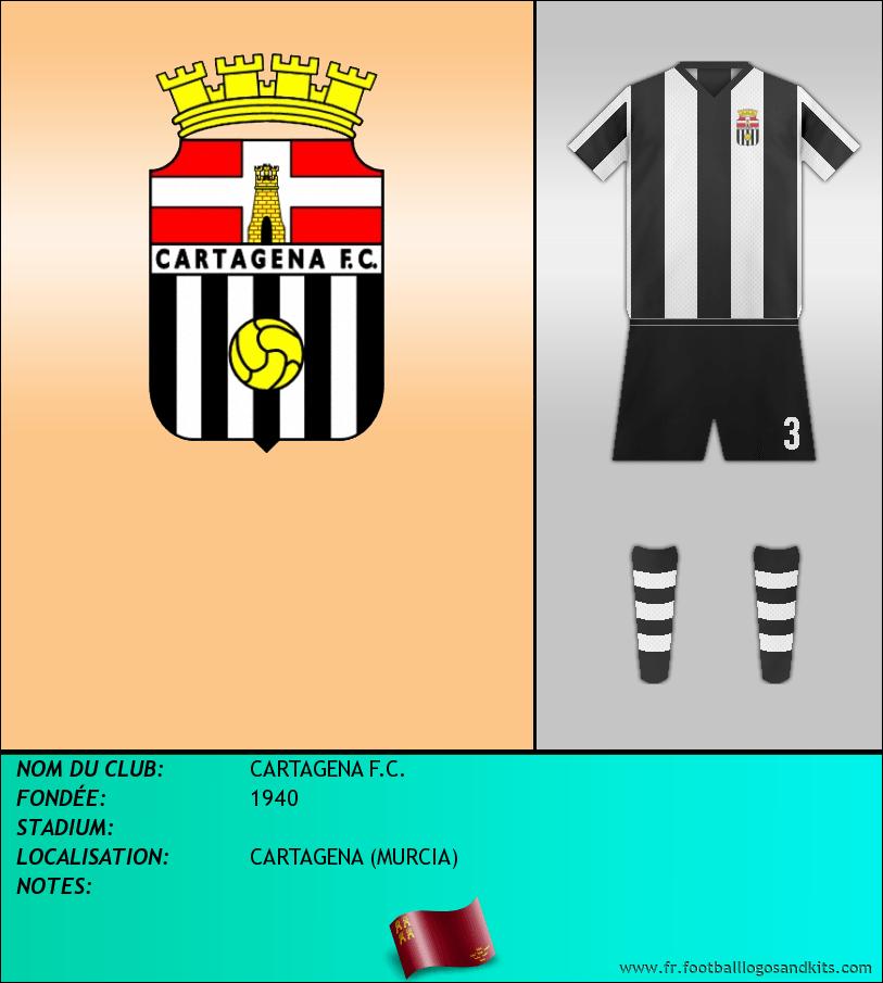 Logo de CARTAGENA F.C.
